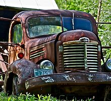 The Big Truck 2 by Carolyn Clark