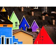 Colors In Kinsale Photographic Print