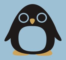 Comic penguin One Piece - Short Sleeve