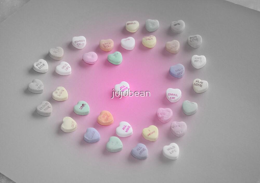 Be my Valentine by jujubean