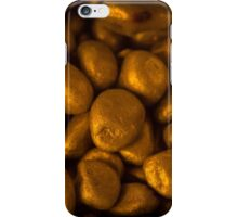 Golden stones iPhone Case/Skin