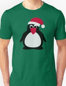 Santa penguin T-Shirt