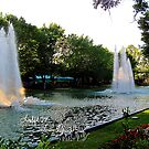 fountains at king's dominion by LoreLeft27