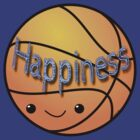 Happiness - Basketball by pokingstick