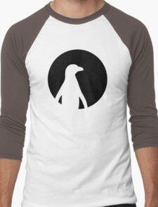 Penguin moon Men's Baseball ¾ T-Shirt