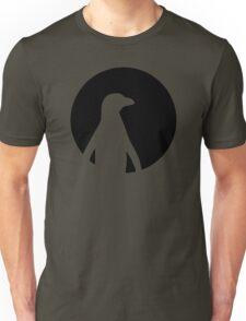 Penguin moon Unisex T-Shirt