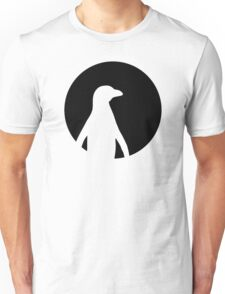 Penguin moon Unisex T-Shirt
