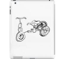 Tricycle Impossibile iPad Case/Skin