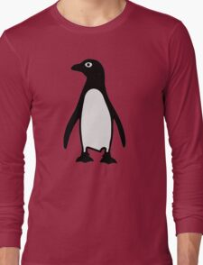 Penguin bird Long Sleeve T-Shirt