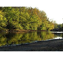 """Fall Colors """"Still Green"""" Photographic Print"""