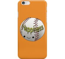 Happiness - Baseball iPhone Case/Skin