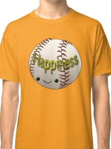 Happiness - Baseball Classic T-Shirt