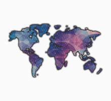 Galaxy World Map by jay-p