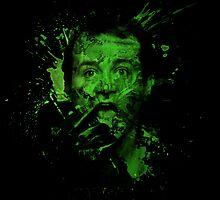 Splatter Venkman by Redtide