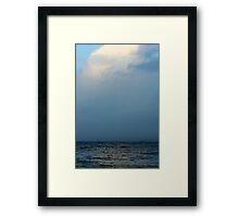 """Approaching Storm"" Framed Print"