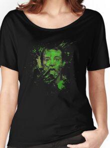 Splatter Venkman Women's Relaxed Fit T-Shirt