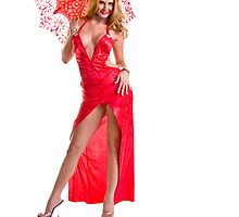 Lady In Red by Bobby Deal