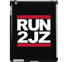 RUN 2JZ iPad Case/Skin