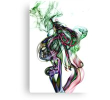 Two Dancers, One Heart Canvas Print