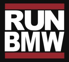 RUN BMW T-Shirt