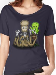 Eduardo Scissor Tentacles Women's Relaxed Fit T-Shirt