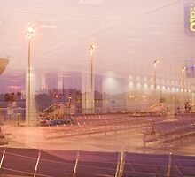 Doha airport by hellsbell