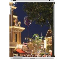 Disneyland Ballon on Main Street iPad Case/Skin