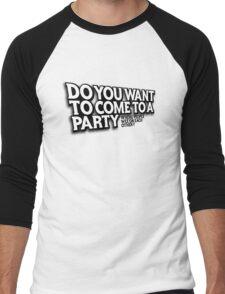 Party Men's Baseball ¾ T-Shirt