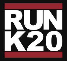 RUN K20 by TswizzleEG