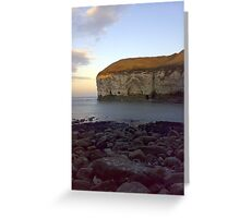 FLAMBOROUGH HEAD 10 Greeting Card