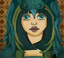 Goddess by Mythic Fairy Art by mythicfairyart