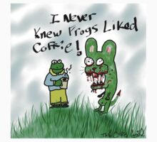 Frogslikecoffie by CCCreations