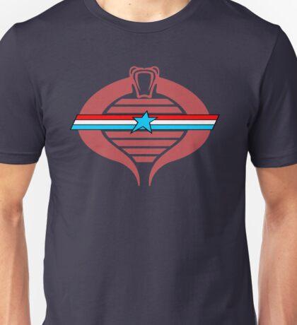 G.I. Cobra Logo Unisex T-Shirt