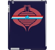 G.I. Cobra Logo iPad Case/Skin