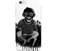 Monkeys ... always up to no good ... iPhone Case/Skin