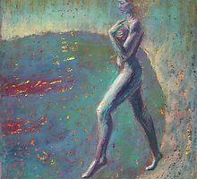 Underneath Lucid Skin by painterlady