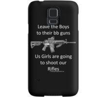 bb guns Samsung Galaxy Case/Skin