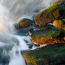 Flowing Water by Bojoura Stolz