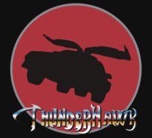 ThunderHawk Ho! by AgentsOfMASK