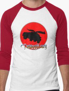 ThunderHawk Ho! Men's Baseball ¾ T-Shirt
