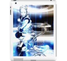 Sci Fi Robot Girl, Futuristic Beauty! iPad Case/Skin