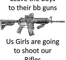 bb guns b by 757ladiespackin