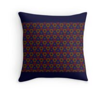 RUSTIC WINTER PATTERN, GIFTS & DECOR Throw Pillow