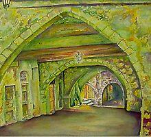 Castle Cavern Hall by brisdon