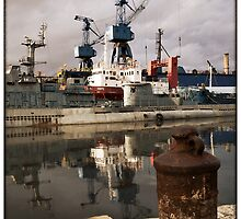At The Docks by PhotoArtBy Astrid