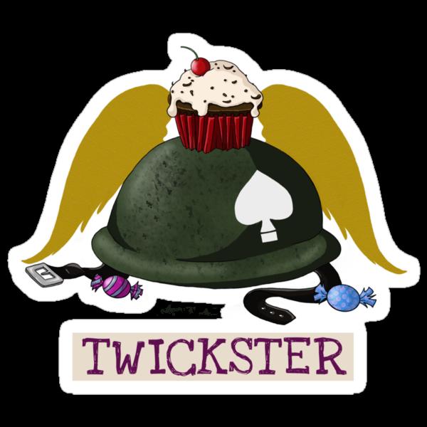 Twickster by TheTrickyOwl