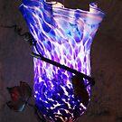 Indigo Illumination by Tara Johnson