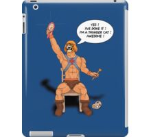 By the power of Ginger Skull ! iPad Case/Skin