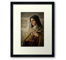 From an agnostic point of view Framed Print