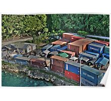 port vila Poster